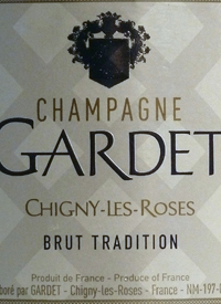 Champagne Gardet Brut Traditiontext