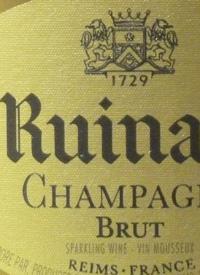 Champagne Ruinart R de Ruinart Bruttext