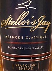 Steller's Jay Sparkling Shiraz Brut Méthode Classiquetext