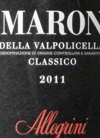 Allegrini Amarone della Valpolicella Classicotext