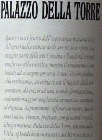 Allegrini Palazzo della Torretext