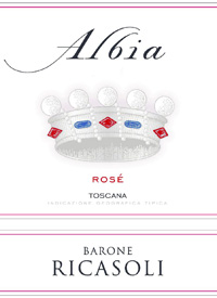 Barone Ricasoli Albia Rosétext
