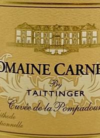 Domaine Carneros Cuvée de la Pompadour Brut Rosétext
