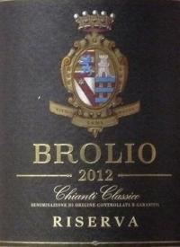 Barone Ricasoli Brolio Chianti Classico Riservatext