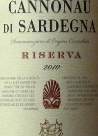 Sella & Mosca Cannonau di Sardegna Riservatext
