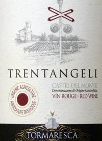 Tormaresca Trentangeli Castel del Montetext