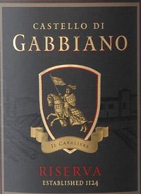 Castello di Gabbiano Chianti Classico Riservatext