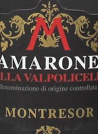 Montresor Amarone della Valpolicellatext