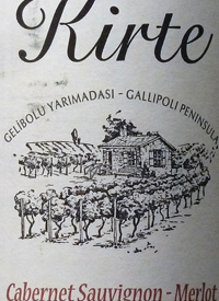 Suvla Kirte Cabernet Sauvignon - Merlot - Cabernet Franctext