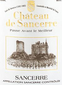 Chateau de Sancerretext