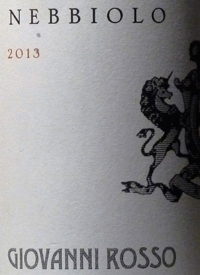Giovanni Rosso Nebbiolo Langhe Rossotext