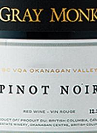 Gray Monk Pinot Noirtext