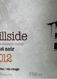 Hillside Estate Pinot Noirtext