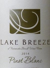 Lake Breeze Pinot Blanctext