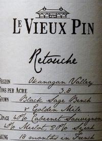 Le Vieux Pin Retouchetext