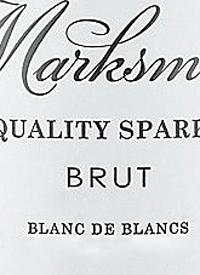 Ridgeview Marksman Blanc de Blancs Bruttext