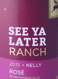 See Ya Later Ranch Nelly Rosétext