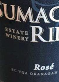 Sumac Ridge Rosé Private Reservetext