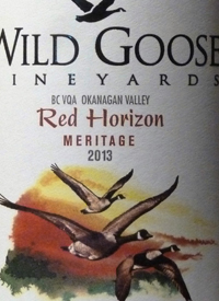 Wild Goose Red Horizon Meritagetext