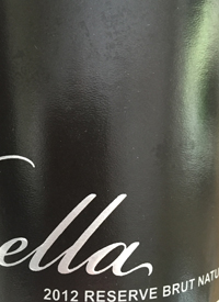 Bella Wines Reserve Brut Nature Oliver Eastside Chardonnay