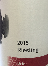 Synchromesh Wines Drier Rieslingtext