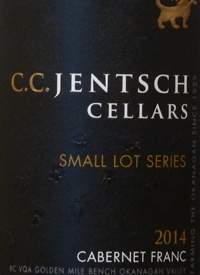 C.C. Jentsch Small Lot Series Cabernet Franc