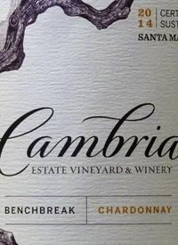 Cambria Benchbreak Chardonnaytext