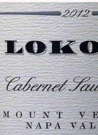 Lokoya Cabernet Sauvignon Mount Veedertext