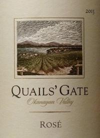 Quails' Gate Rosétext