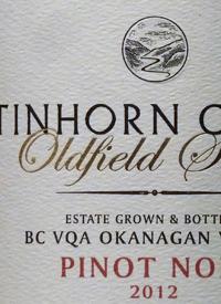 Tinhorn Creek Oldfield Series Pinot Noirtext