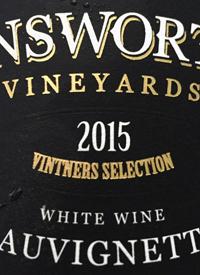 Unsworth Vineyards Vintners Selection Sauvignettetext