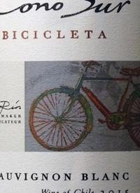 Cono Sur Bicicleta Sauvignon Blanctext