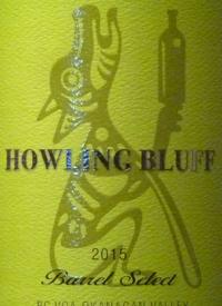 Howling Bluff Barrel Select Sauvignon Blanctext