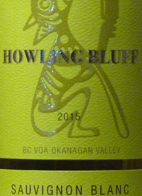 Howling Bluff Sauvignon Blanctext