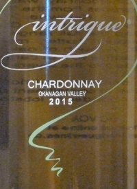 Intrigue Chardonnaytext
