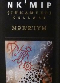 Nk'Mip Cellars Mer'r'iym Meritagetext
