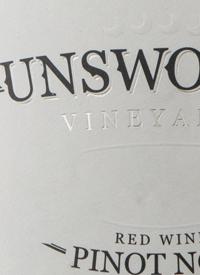 Unsworth Vineyards Pinot Noir