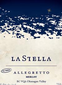 LaStella Allegretto Merlot Pie Franco