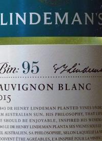 Lindemans Bin 95 Sauvignon Blanctext
