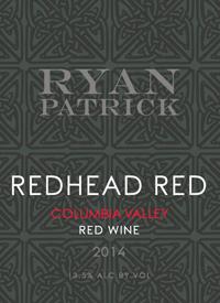 Ryan Patrick Redhead Redtext