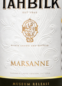 Tahbilk Marsanne Museum Releasetext