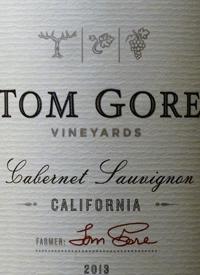 Tom Gore Cabernet Sauvignontext