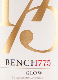 Bench 1775 Glow Rosétext