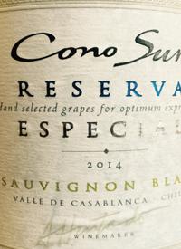 Cono Sur Reserva Especial Sauvignon Blanctext