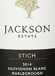 Jackson Estate Stich Sauvignon Blanctext