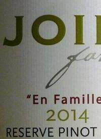JoieFarm En Famille Reserve Pinot Noir