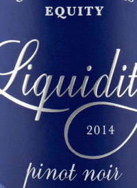 Liquidity Wines Equity Pinot Noir