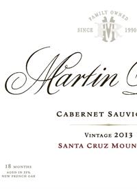 Martin Ray Reserve Santa Cruz Cabernet Sauvignontext