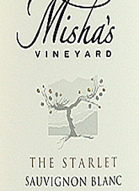 Misha's Vineyard The Starlet Sauvignon Blanctext