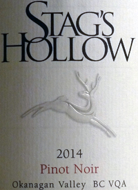 Stag's Hollow Pinot Noirtext